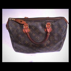 Louis Vuitton doctor bag